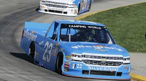 Elliott Holds Off Sauter For 2nd NASCAR Trucks Victory - Sportsnet.ca Kyle Busch Ties Ron Hornadays Nascar Truck Series Wins Record The Gander Outdoors To Be New Title Sponsor Of Nascars Elliott Holds Off Sauter For 2nd Trucks Victory Sportsnetca Camping World Primer Daytona Intertional Gamecocks Entry To Return Friday Race At Justin Haley Wins 2018 Chevrolet Silverado 250 Reaume Run Full Time In Todd Gliland Ride Motsports Racing News Camping World Selolinkco Set Take On High Banks Of Bristol Sports