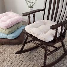 100 Rocking Chair Cushions Pink Manly Woodlands Northwoods Cushion Set Bear Barnett