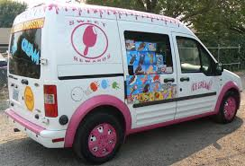 2012 ICE CREAM Truck - TURN KEY BUSINESS - Ford Transit Connect 2012 ...