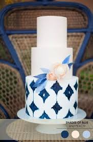 Our Favorite Hand Painted Wedding Cakes