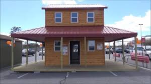 Tuff Shed Storage Buildings Home Depot by Tiny House For Sale At Home Depot Youtube