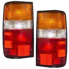 Amazon.com: Driver And Passenger Taillights Tail Lamps Replacement ... 2x Led Rear Tail Lights Truck Trailer Camper Caravan Bus Lorry Van 0708 Dodge Ram Pickup Euro Red Clear 111 Round And W Builtin Reflector 4 Inch Led Whosale 2018 8 Car Light Warning Rear Lamps Waterproof Amazonca Trucklite 44022r Super 44 Stopturntail Kit 42 2 Pcs With License Plate Lamp Durable Lights Ucktrailer Circular Stoptail Lamp 1030v 1 Pair 12v Turn Signal 20fordf150taillight The Fast Lane