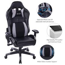 100 Heavy Duty Office Chairs With Removable Arms Amazoncom VON RACER Multifunctional Gaming Chair Elegant