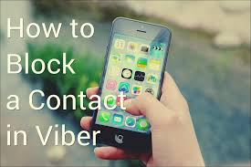 How to Block a Contact in Viber on iPhone and iPad