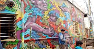 Deep Ellum Mural Tour by Street Art Tours From Chile To Paris Give You A Colorful Glimpse