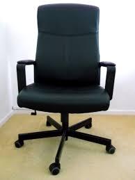 Acrylic Office Chair Uk bedroom pleasing boss mid back black leather swivel office chair