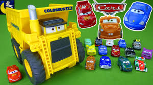 RARE Disney Cars Toys Micro Drifters Colossus XXL Dump Truck Tow ... Waiter Mater Toy Car Die Cast And Hot Wheels Mattel Disney Pixar Pixar Cars Take Flight Nasca Truck Toons Moon Blue Toys Books Games Fhprice2movioetruckmatertoydisneycarsshakengo Huge Max Tow Monster Truck 3 Crash Lightning Drag Star Cars 2 German Materhosen Count Dracula Artstation Infinity By Ballen B Allen Buy Hero Feature Vehicle Multi Color Online At Low Movie Lights Sounds Amazoncouk Mcqueen Animation Mcqueen Png Download Amazoncom Disneypixar Wheel Action Drivers Disneypixar Signature Premium Precision Series Diecast