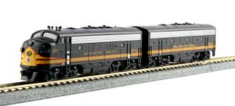 99 N Scale Trucks EMD F7A And F7B Precision Railroad Models