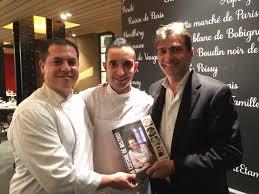 la cuisine de bistrot yannick alléno met la cuisine de bistrot parisien à l honneur