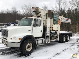 100 Pioneer Trucks 1999 X4000 28Ton Boom Truck Crane For Sale