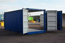 100 Converting Shipping Containers Introducing The 20ft Full Side Access Container Adaptainer