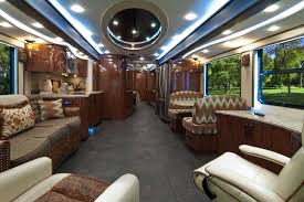 Take A Tour Of The Worlds Most Expensive Luxury Busses