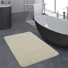 hochflor badezimmer teppich versch größen u farben