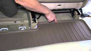 Honda Accord Floor Mats 2006 by Review Of The Weathertech Third Row Floor Liner On A 2008 Honda