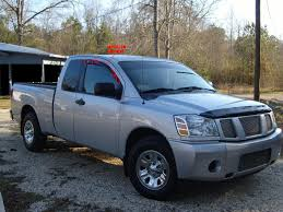 100 Truck Window Visors Nissan Titan Vents Rain Guards S