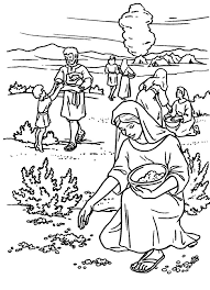 Full Size Of Coloring Pagemanna Page Childrens Bible Kids Large Thumbnail