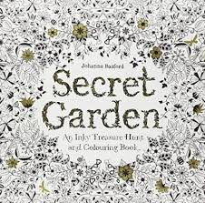 Colouring Book Secret Garden Outsells Harper Lee As Adults Seek Digital Detox