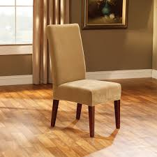Short Dining Room Chair Covers On