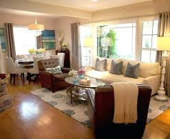 Living Room Dining Design For Fine Ideas About