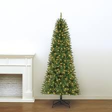 Fibre Optic Christmas Trees Ireland by Evergreen Classics 7 U0027 Lansing Pre Lit Led Mixed Needle Artificial