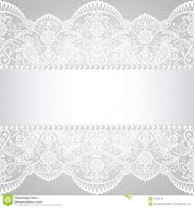 Lace Background Stock Vector Image Of Design Fashion