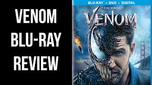 100 Blu Home Video VENOM RayDigital REVIEW YouTube