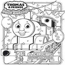 Trendy Best Images About Choo Train Birthday With Coloring Pages Thomas And Friends