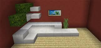 Minecraft Living Room Ideas Pe by 10 Sofa Ideas Creation Minecraft Pe Maps