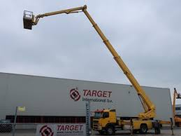 100 Truck Mounted Boom Lift Occasion Volvo FM9 Bronto S46XDT Work 4550cm Camion Lvateur Nacelle Intgr