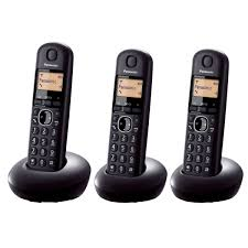 Panasonic KX-TGB213 | Triple Pack | From £49.99 - PMC Telecom Panasonic Cordless Phone Plus 2 Handsets Kxtg8033 Officeworks Telephone Magic Inc Opening Hours 6143 Main St Niagara Falls On Kxtg2513et Dect Trio Digital Amazonco Voip Phones Polycom Desktop Conference Kxtg9542b Link2cell Bluetooth Enabled 2line With How To Leave And Retrieve Msages On Your Or Kxtgp500 Voip Ringcentral Setup Voipdistri Shop Sip Kxut670 Amazoncom Kxtpa50 Handset 6824 Quad 3line Pbx Buy Ligo Systems