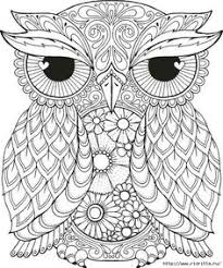 Seth Owl An Intricate And Super Duper Detailed Illustration