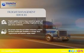Pin By Tripath Logistics On Freight Management Services | Pinterest ...