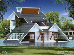 Creative Home Architectural Design - Kerala Home Design And Floor ... Creative Home Designs Design Ideas Stunning Modern 55 Blair Road House Architecture Unique Decorating And Remodeling Renovating Alluring 25 Office Inspiration Of 13 A Cluster Of Homes Built Around Trees Stellar Laundry Room On General Bedroom Companies Interior Home Architectural Design Kerala And Floor