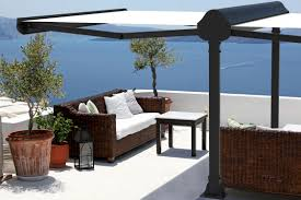 Free-standing Awning / Manual / Double-slope - OMBRALSUN - KE ... Free Standing Retractable Patio Awnings Pergola Carport Beautiful Roof Back Porch Designs Awning Plans Diy Diy Projects The Forli Cover Retractableawningscom Outdoor Magnificent Alinum For Home Building A Ideas Canvas Gazebo Canopy Shade Creations Company St George Utah 8016346782 Fold Out Alfresco Backyard Design Display