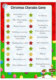 Printable Christmas Trivia Game