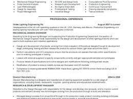 Sample Resume For Hotel And Restaurant Management Graduate Download Industrial Design Engineer