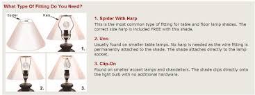 spider fitting l shade 10763 astonbkk com