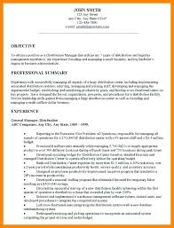 High School Resume Objective Examples Sample With