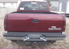 1998 Chevrolet Silverado 1500 Extended Cab Pickup Truck   It... Pickup Truck Bed Style Terminology Stepside Fleetside 2014 Chevrolet Silverado High Country 4x4 First Test Trend Uws Alinum Single Lid Crossover Tool Box Trifold Solid Hard Tonneau Cover Jr 0716 Toyota Tundra Theblueprintscom Vector Drawing Extended Cab Tacoma Truckbedsizescom Sierra 1500 Dybookpage165jpg Crew Amazoncom Premium 19882006 Decked Chevy 2017 Storage System