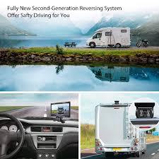 100 Box Truck Rv Backup Monitors Alarms ERapta ER01CA Waterproof Backup