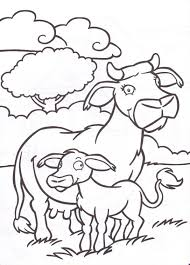 Coloriage De Vache Sensationnel Coloriage Bébé Dragon Andrewaignein
