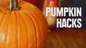 Pumpkin Carving With Drill by Clever Pumpkin Carving Hacks You Should Know Youtube