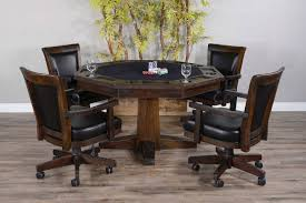 Poker Tables And Chairs Game Dining Set Adorable Furniture ... Ding Room Chairs Covers Dream Us 39 9 Top Grade How To Recover A Chair Hgtv Amazoncom Bed Bath Beyond Gold Floral Make Custom Slipcover College Dorm Registry Presidio Ding Chair Mullings Spindle Back