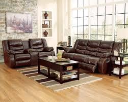 ashley leather recliner sofa loveseat centerfieldbar com