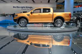 Report: Ford Considering New Compact Pickup For US In 2022, Smaller ...