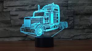 Copy Of Truck 3D Lamp At Www.lampsillu.shop - YouTube Vintage Red Truck Cab Mini Lamp Toy Lamp Mictuning 2pcs 60 Bed Light Led Strip Waterproof Cute And Charming Kids Table Eflyg Beds Trucklite Launches Model 900 A Full Rear Lamptrucklite Carol Braden Llc Spring 1915fordtrucklamp Heritage Museums Gardens Topkick Dump For Sale Together With Hoist Cylinder Also Tonka J Dooley Lamps Shades Pinterest 2 Strips Fxible Lights Rail Awning Lighting Kit 10x Car 9 Smd 1156 Ba15s 12v Bulb Moto Tail Turn
