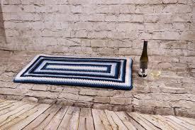 picknickmatte 50 x 100 häkeln badezimmerteppich teppich matt