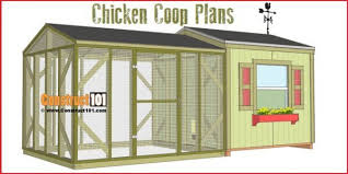 8x10 Shed Plans Materials List by 61 Diy Chicken Coop Plans That Are Easy To Build 100 Free