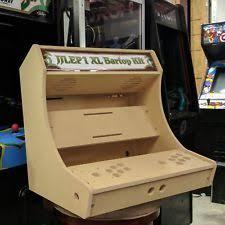 Mini Arcade Cabinet Kit Uk by Arcade Cabinet Ebay