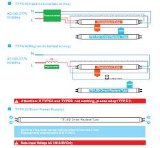 wiring diagram for t12 to t8 led readingrat net